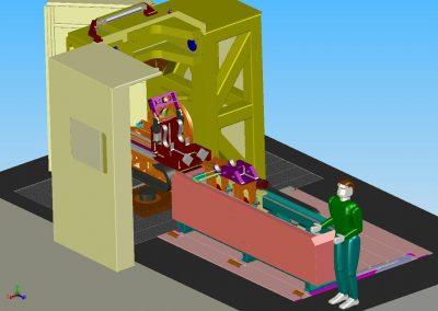 Rear Strut Assy & Test System