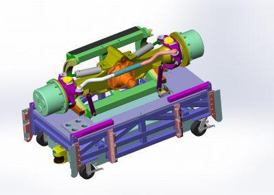 Main Assembly Cart