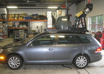 Roof Rack on Car